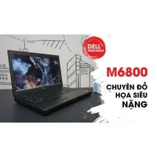 Laptop Dell Precision M6800 – Máy trạm khủng, mạnh mẽ