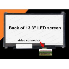 LCD 13.3 Led Slim 30PIN (chống chói) TRÊN DƯỚI