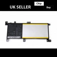 Pin laptop Asus X556 (C21N1509) TỐT battery